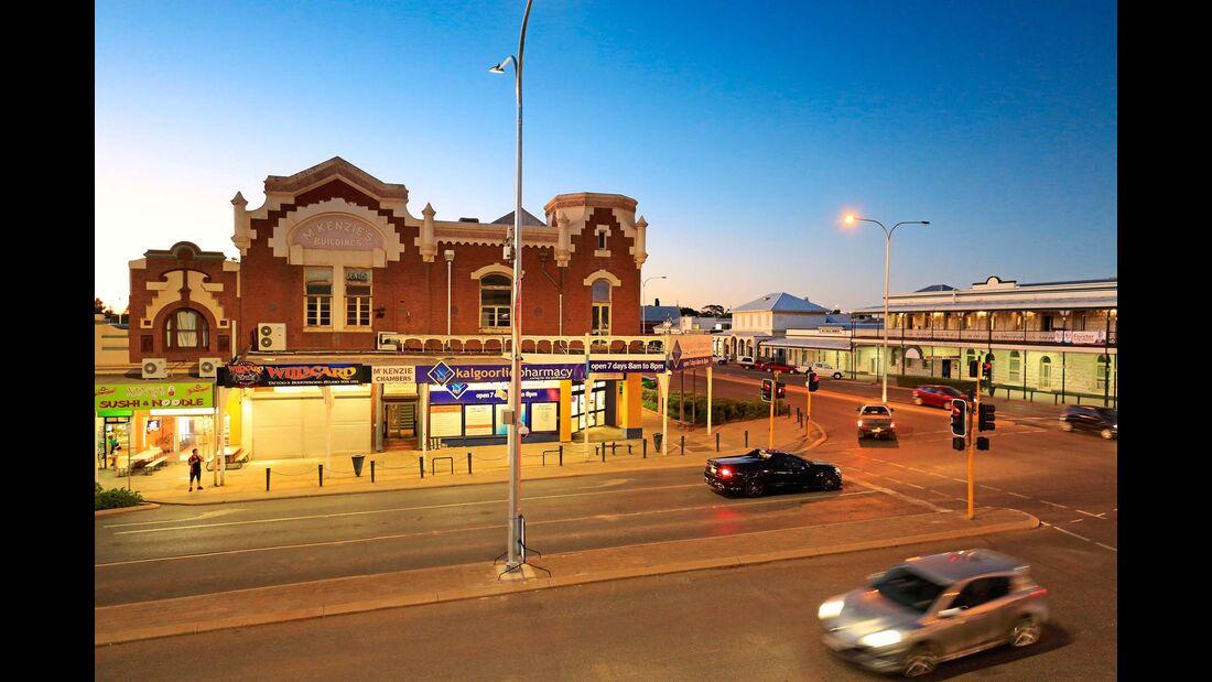 MT Westaustralien Kalgorlie-Boulder