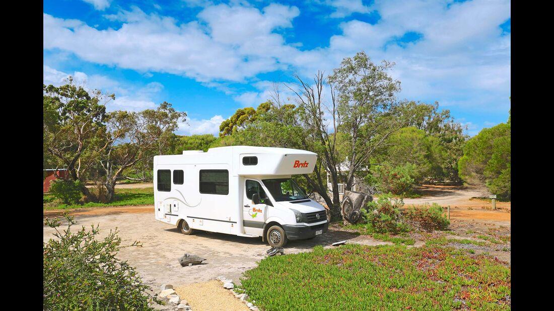 MT Westaustralien Natur-Camp Quaalup