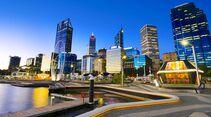 MT Westaustralien Skyline perth