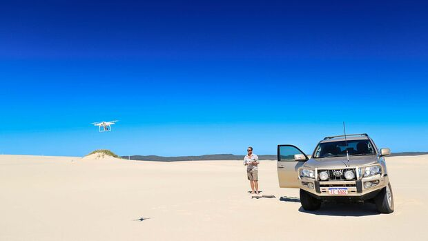 MT Westaustralien Yeagarup Dunes