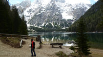 Mai in den Dolomiten