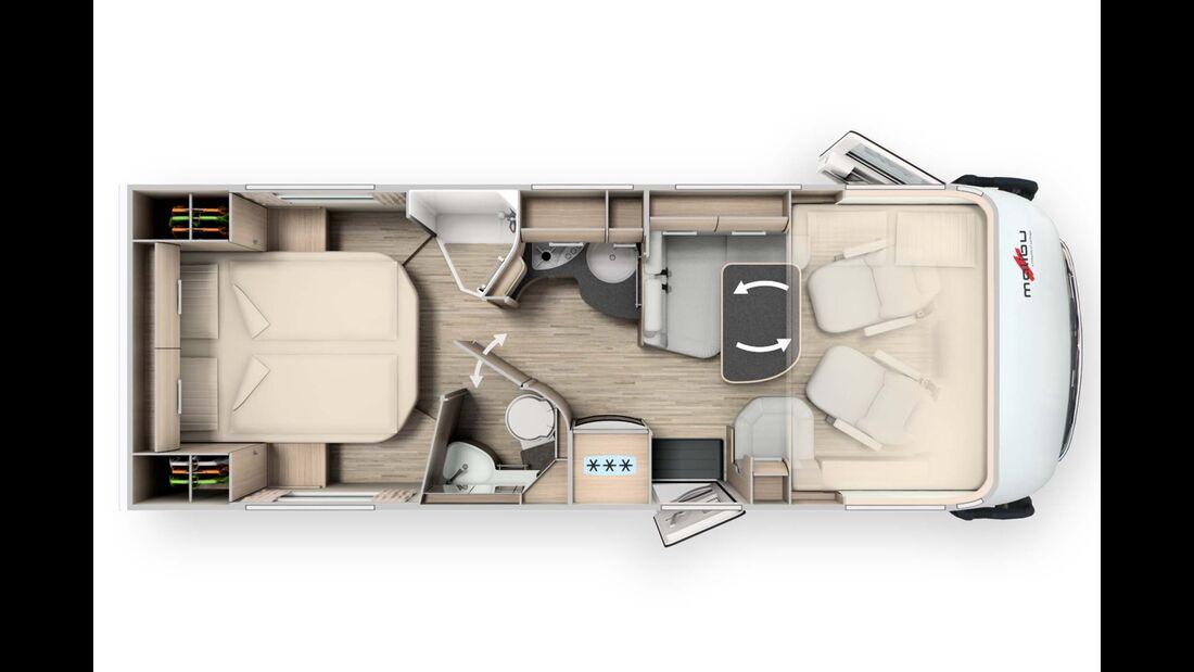 Malibu I 500 QB (2019)