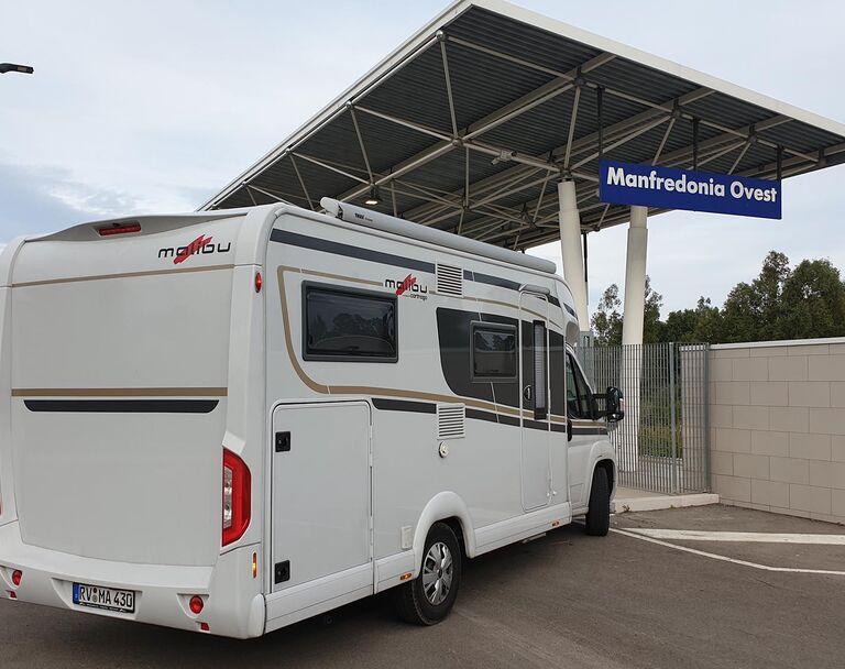Teilintegrierter Malibu T 430 LE (2019) im Dauertest - Promobil