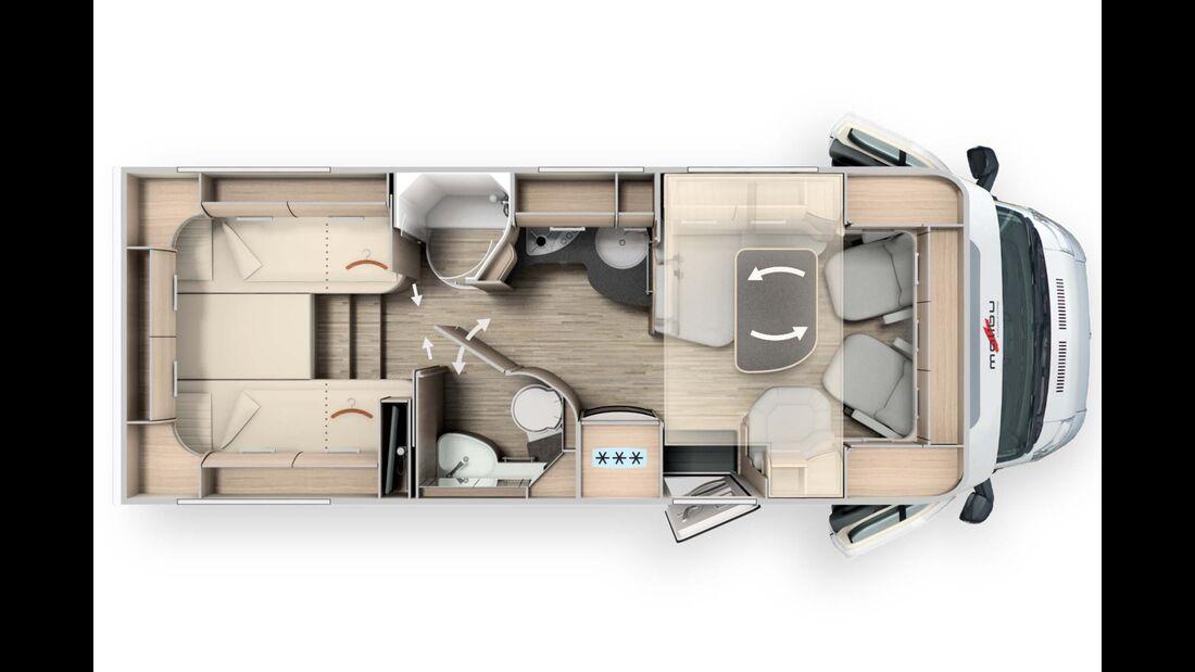 Malibu T 490 LE (2019)