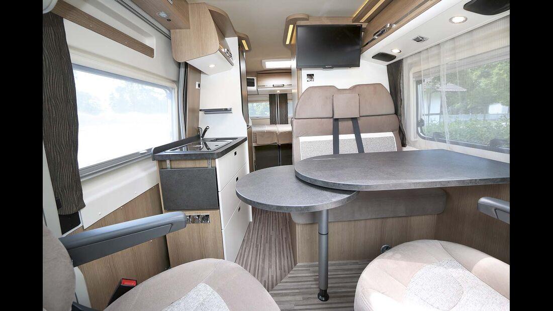 Malibu Van 600 DB
