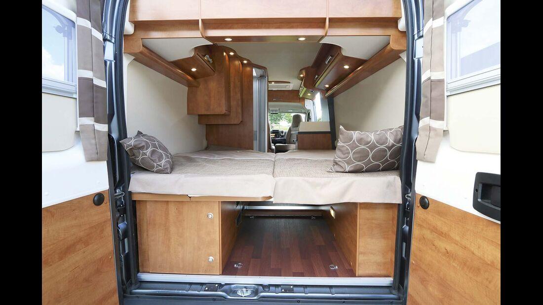 Malibu Van 600 LE (2017)