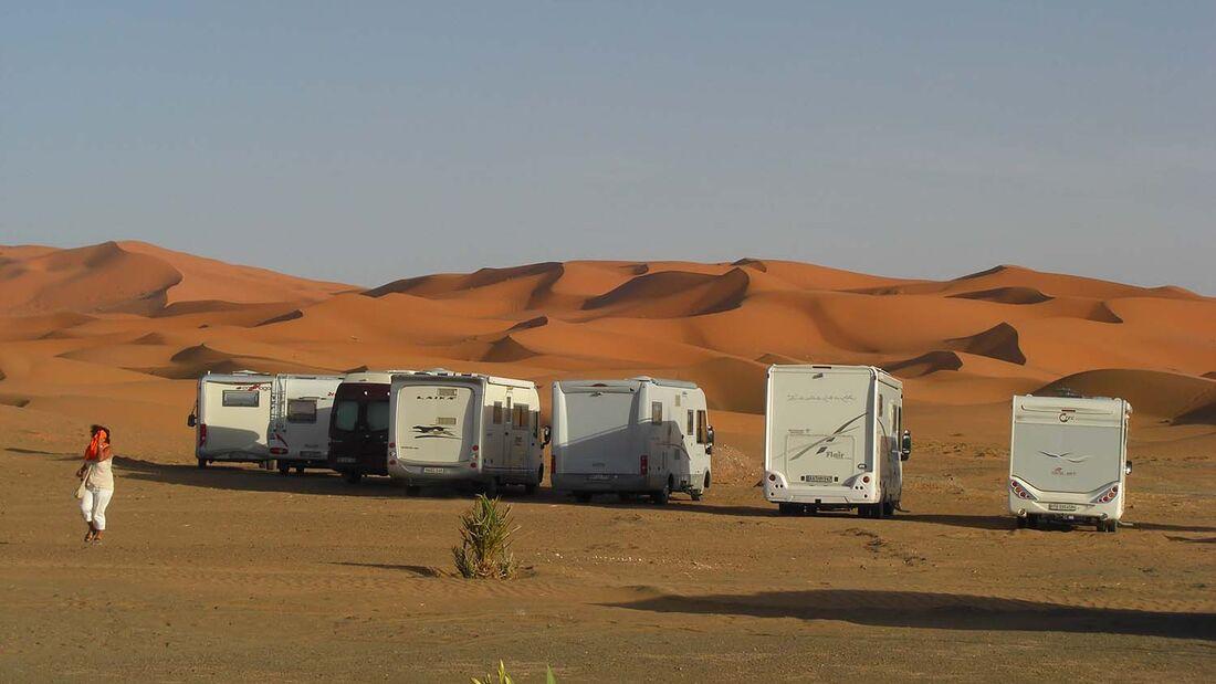 MarocCaravan in Marokko