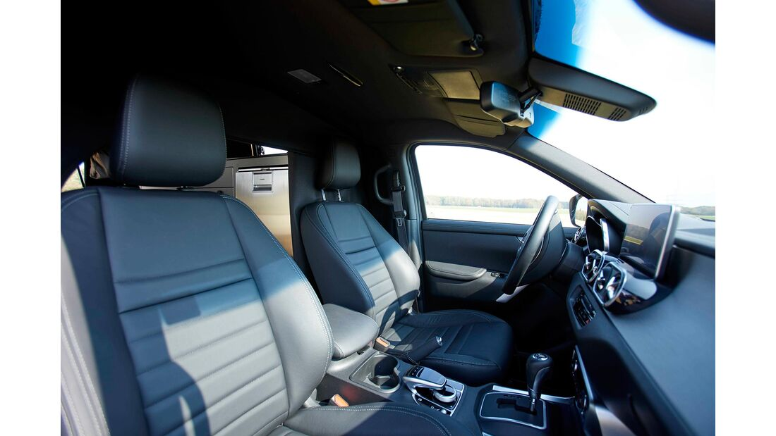 Matzker MDX auf Mercedes Benz X-Klasse (2019)