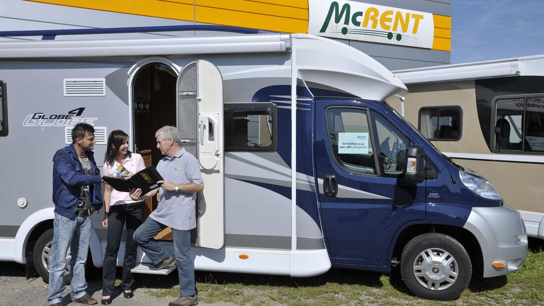 McRent Tipps fürs Wohnmobil-Mieten