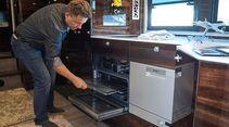 Mega-Mobil Küche