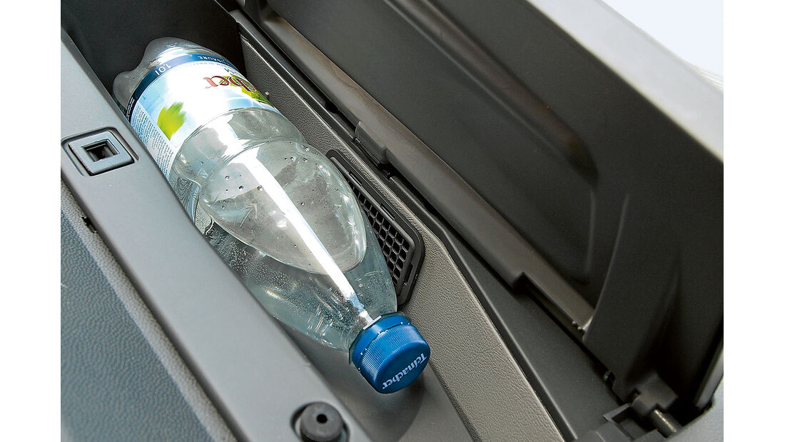Megatest: Antrieb, Kühlfach