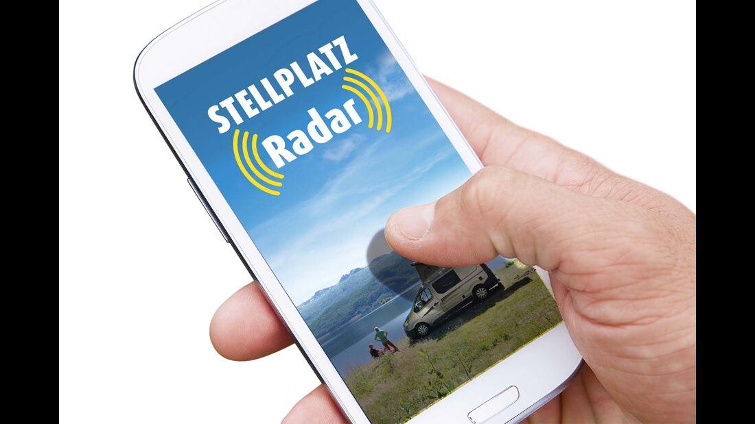 Mehr Stellplätze in den Mittelgebirgen und in ganz Europa  in der promobil-App Stellplatz-Radar für Apple & Android oder unter www.promobil.de