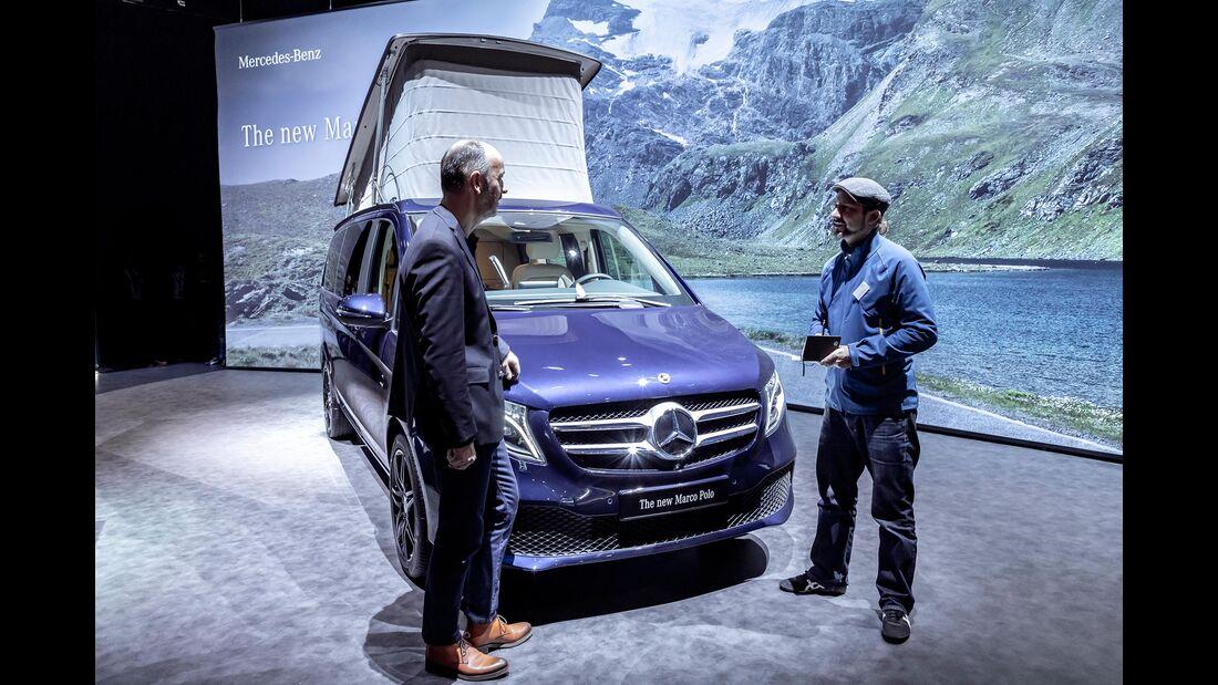 Mercedes Benz Marco Polo (2019)