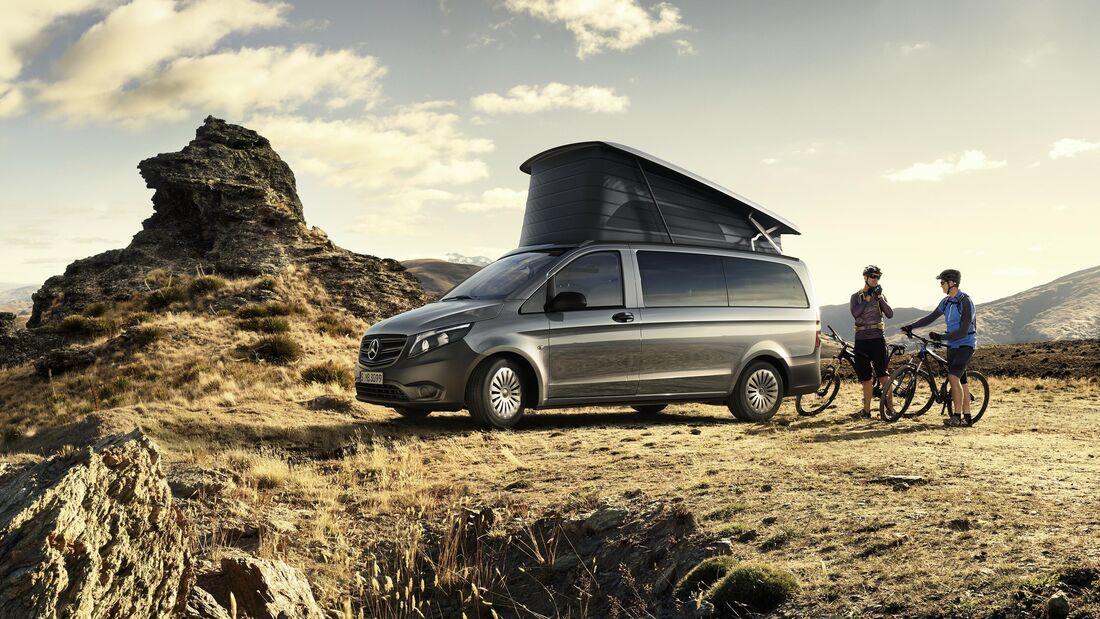 Mercedes Benz Marco Polo Activity (2020)