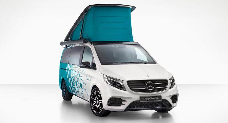 Mercedes Concept Marco Polo (2019)
