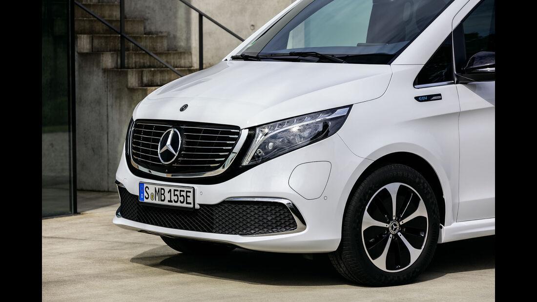 Mercedes EQV Premiere