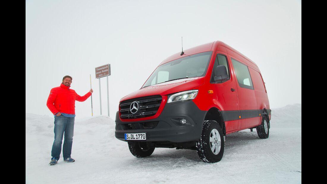 Mercedes Sprinter 4x4 (2019)