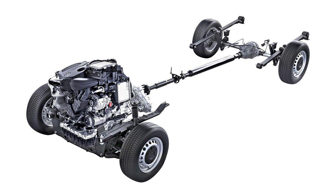 Mercedes Sprinter 4x4 (2021)