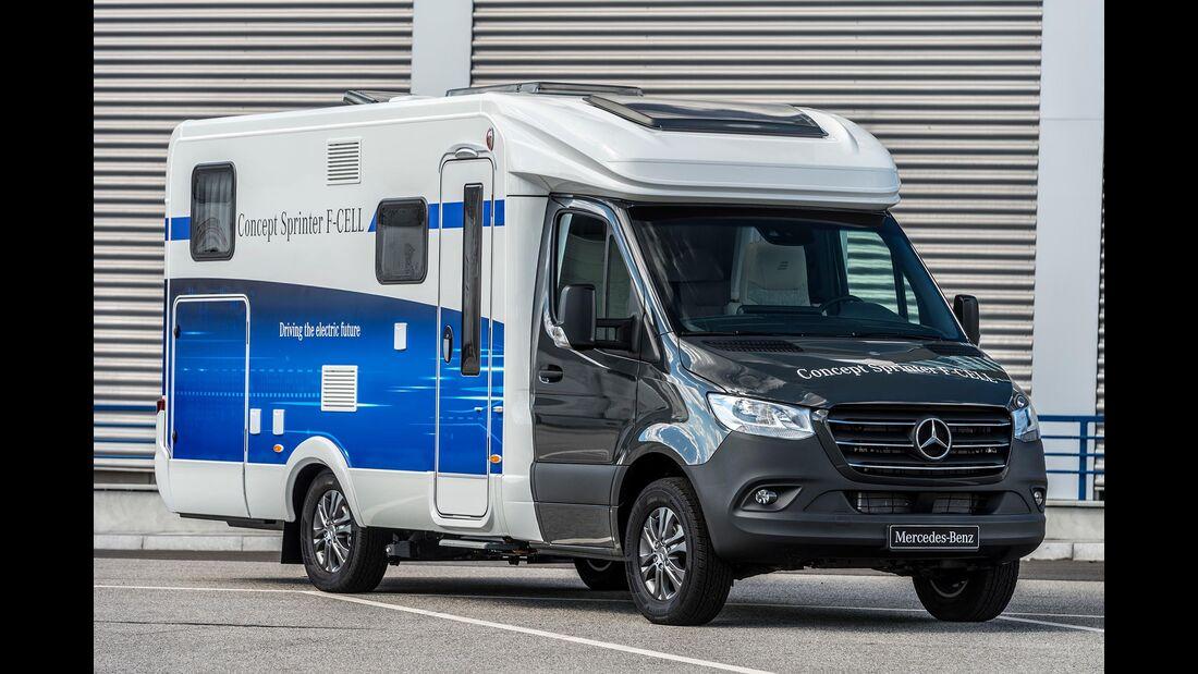 Mercedes Sprinter F-Cell (2019)