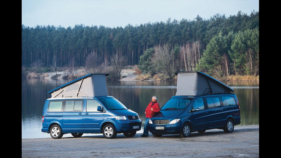 Mercedes&VW