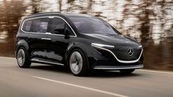 Mercedes Vision EQT