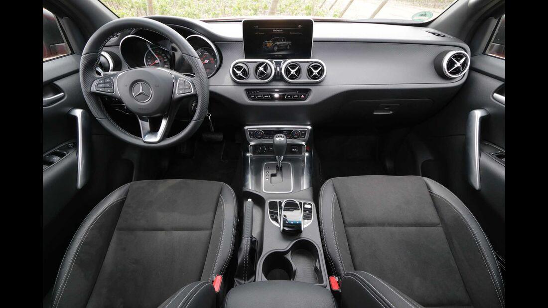 Mercedes X-Klasse (2017)
