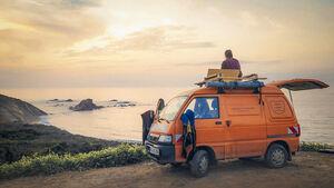 Mikro-Camper Reise