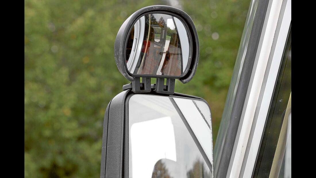 Milenco Aero Blind Spot Mirror, www.milenco.de