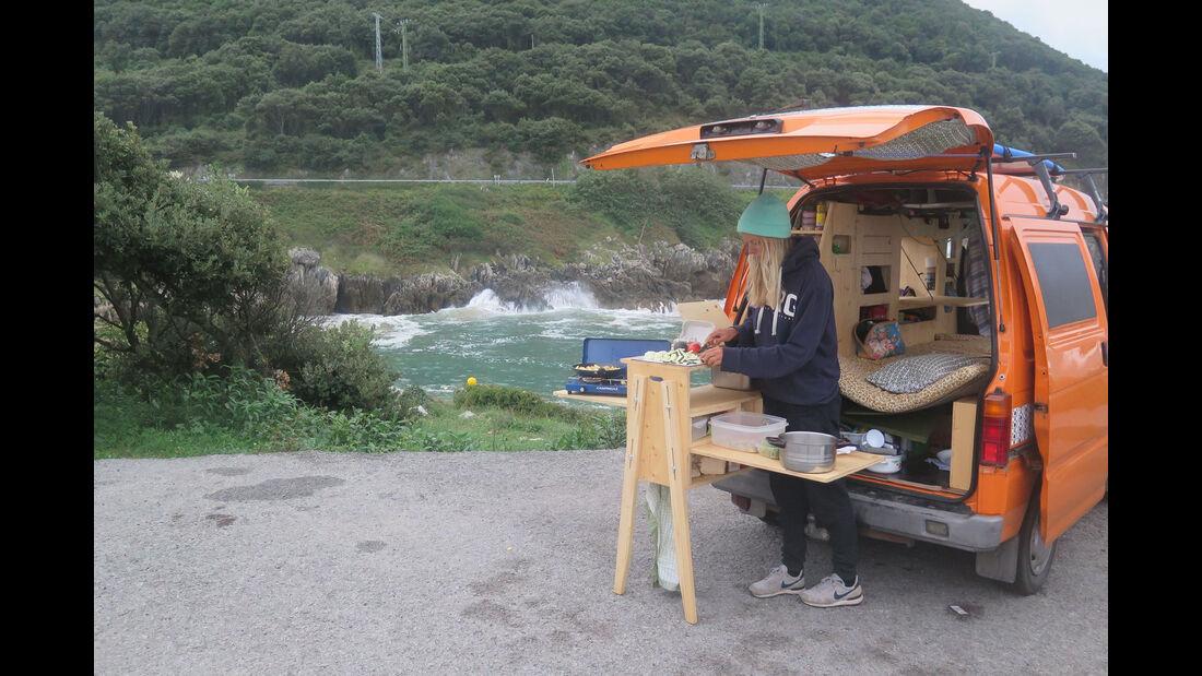 Mini Camper Paggio Porter