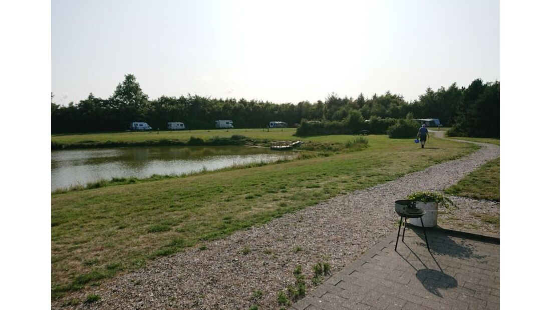Minicamping Raehr Fiskepark