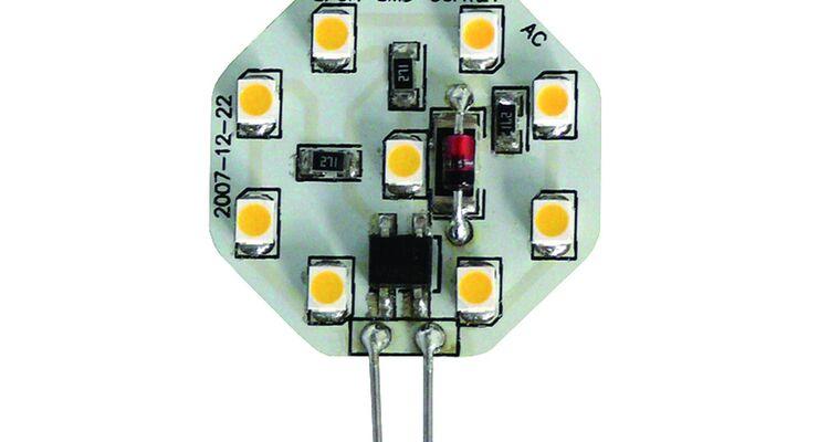 Mit Energieleuchten sparen Sie im August doppelt: Mit 90 Prozent weniger Energieverbrauch und zehn Prozent Rabatt auf die LEDs.