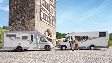 Mit brandneuen Einzelbettenmodellen wenden sich die Italo-Marken LAIKA UND ROLLER TEAM gezielt an deutsche Kunden.