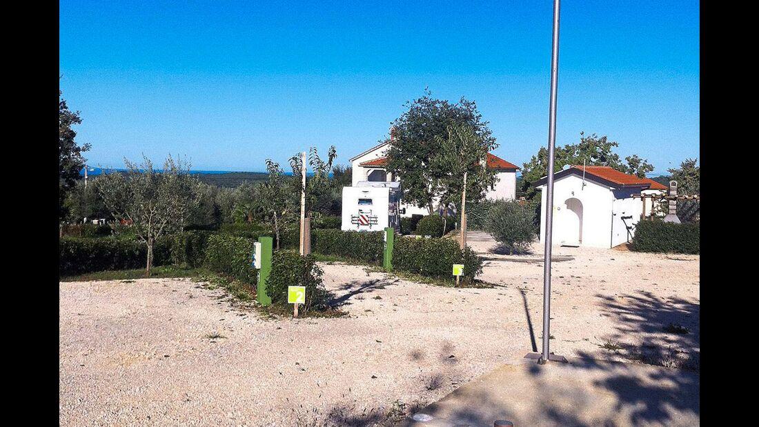 Mit dem Wohnmobil nach Istrien