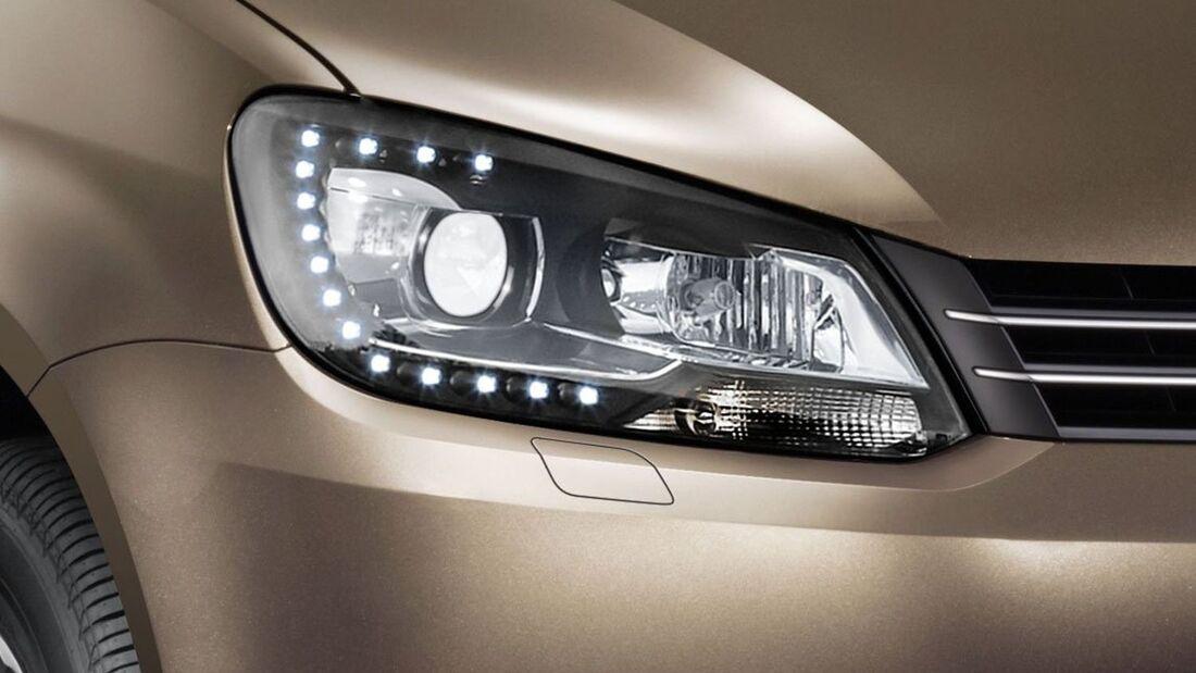 Mit sportlicher Optik und dem kräftigsten TDI-Motor hat der Jubiläums Caddy Edition 30 im letzten Jahr für Furore gesorgt.