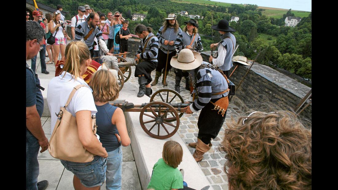 Mittelalterfest in Vianden