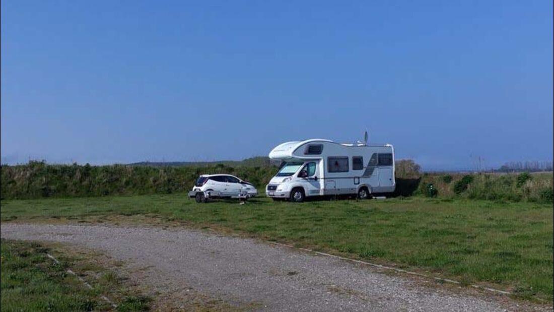 Mobil-Campingplatz de Komp
