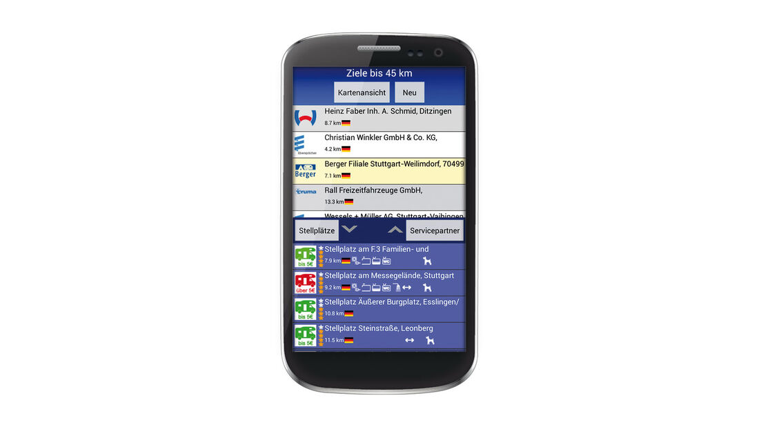 Mobil-Life App