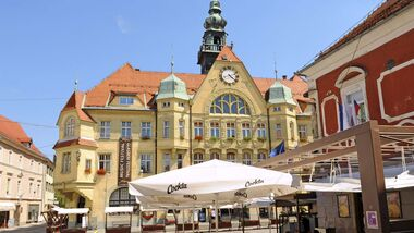 Mobil-Reise Slowenien