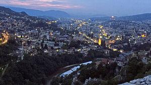 Mobil-Tour Bosnien und Herzegowina