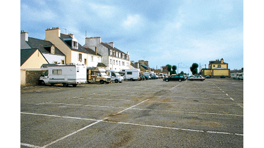 Mobil-Tour: Bretagne, Concarneau