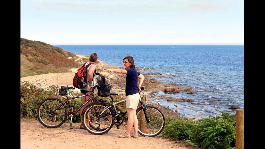 Mobil-Tour: Bretagne, Corniche de la Mer