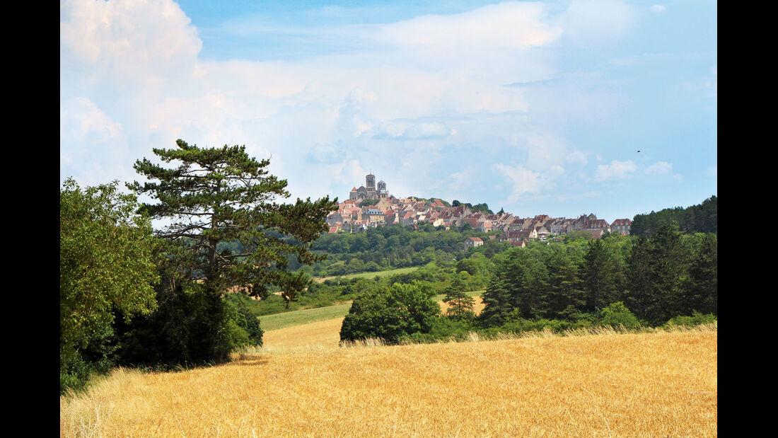 Mobil-Tour: Burgund