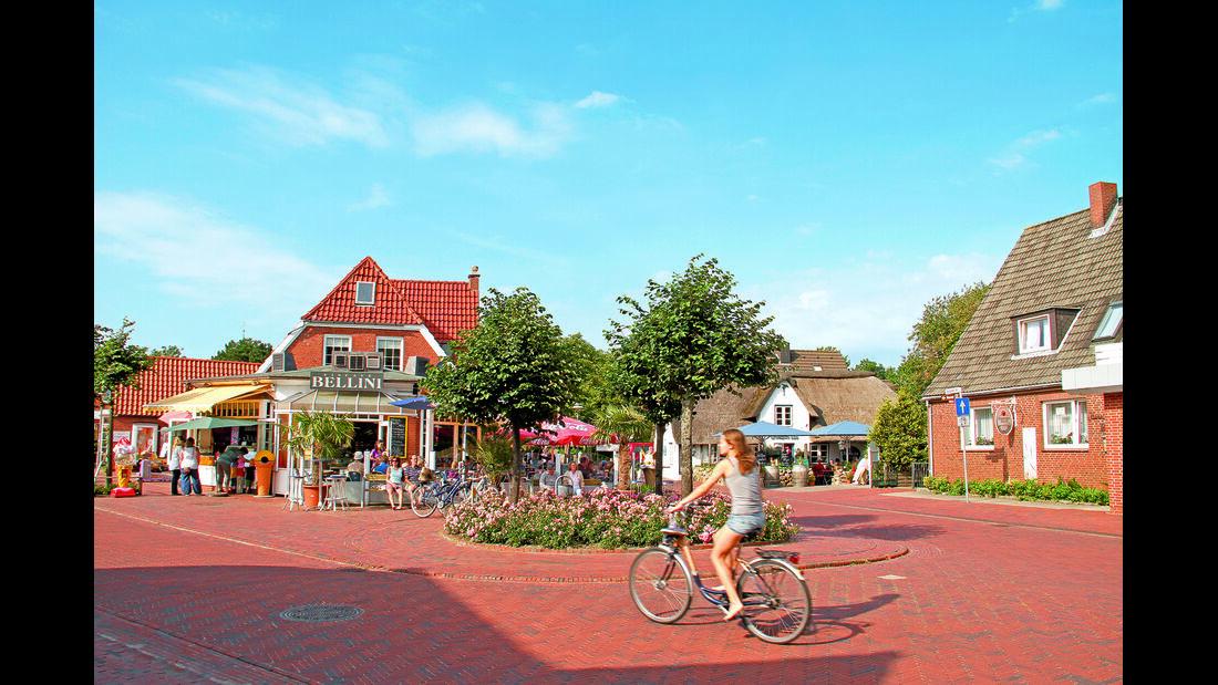 Mobil-Tour: Halbinsel Eiderstedt