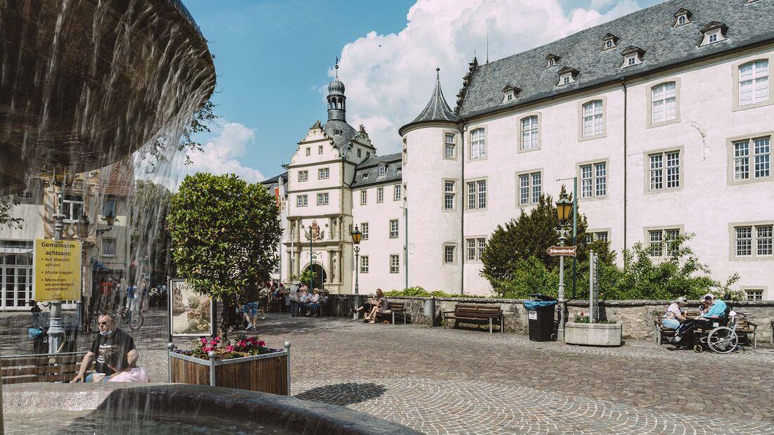 Mobil-Tour Hohenlohe