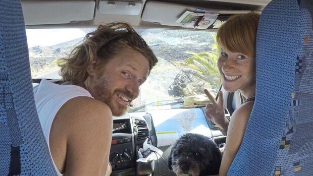 Mobil-Tour Kanarische Inseln