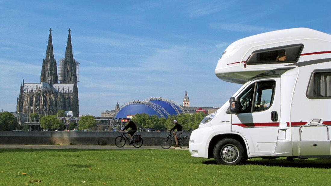 Mobil-Tour: Köln