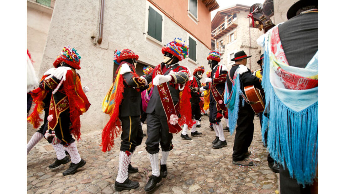 Mobil-Tour: Lombardei