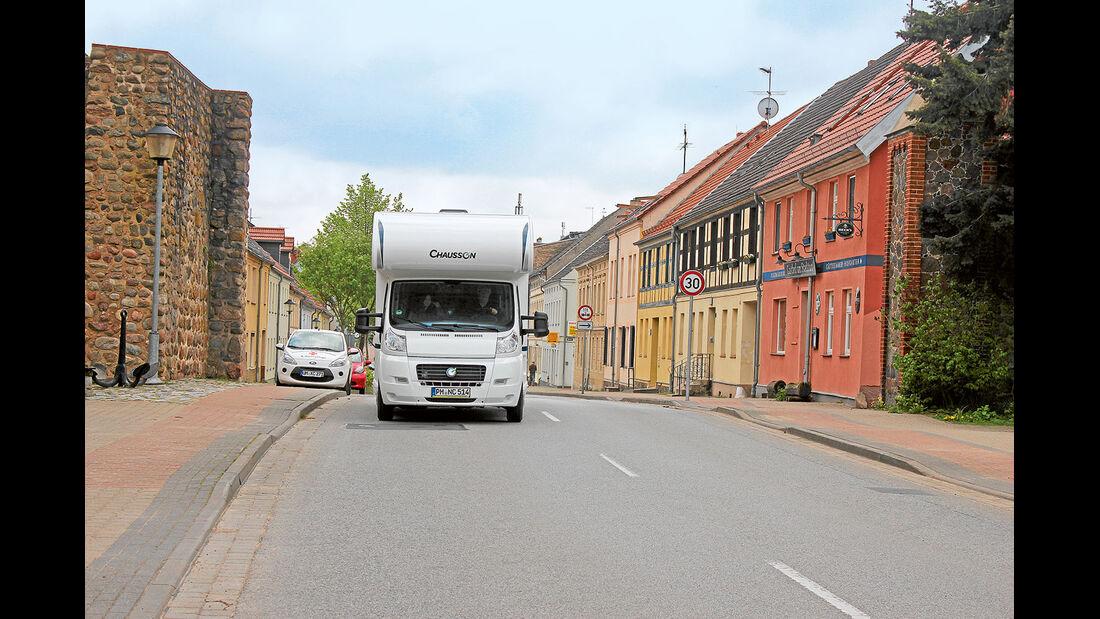 Mobil-Tour: Mecklenburgische Seen