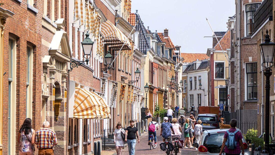 Mobil-Tour Niederlande