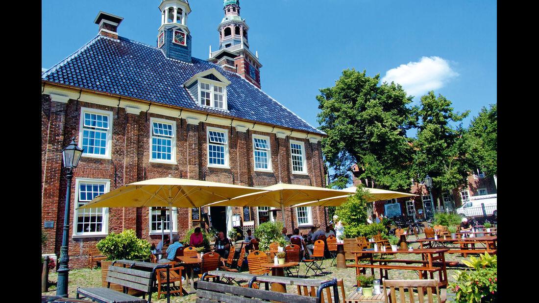 "Mobil-Tour: Ostfriesland, ""Alte Waage"""